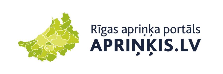 Rīgas apriņķa portāls Apriņķis.lv. Logotips.