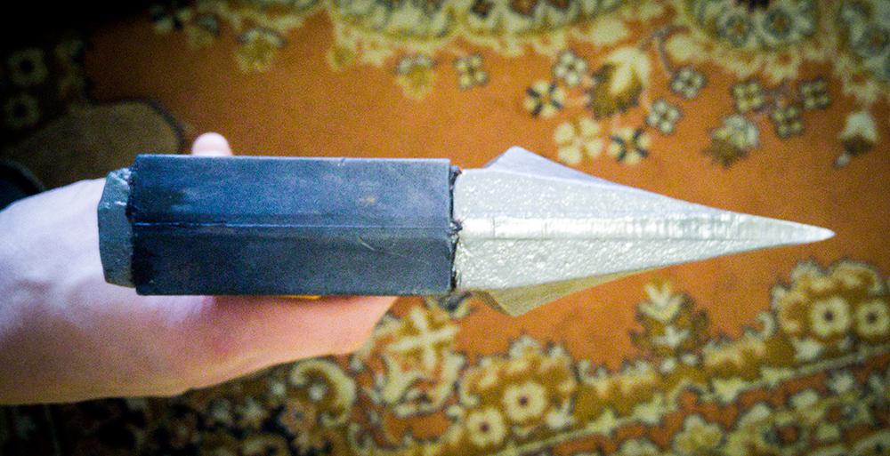 Fere splitting axe 2200 cirvja galvas dizains.