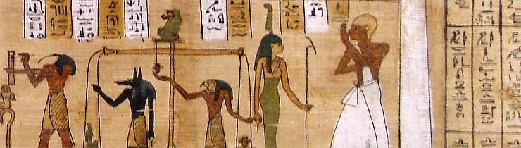Senās Ēģiptes sienas zīmējuma fragments. Bildēts Turīnā, Ēģiptes vēstures muzejā.