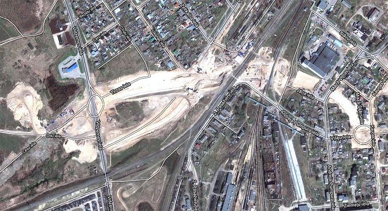 Daugavpils būvbedre. Google maps.