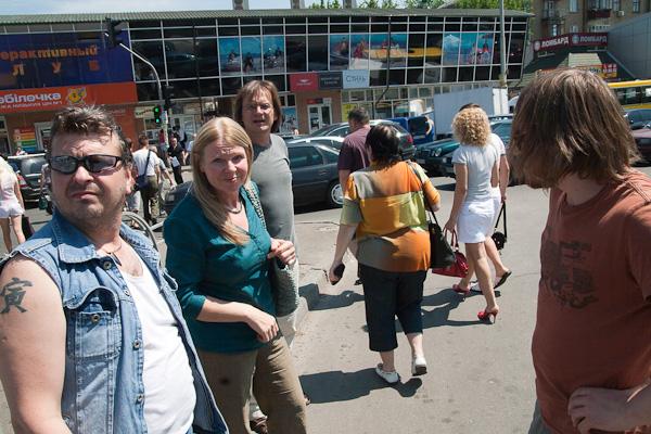 Ukraina. Kijeva. 2010. gads.