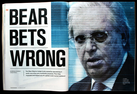 BusinessWeek spread
