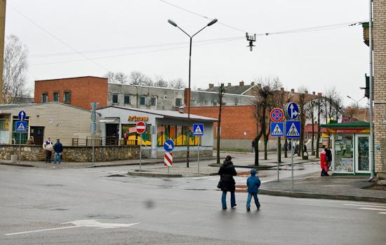 Tipisks skats uz Daugavpils satiksmes rokenrolu.