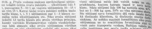 Ekonomists. 1938. gads. Avots: periodika.lv