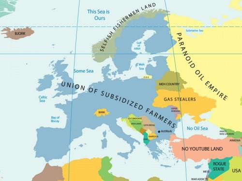 Kā tad pareizi būtu jāskatās uz Eiropu un Tuvajiem Austrumiem