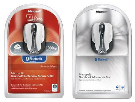 Microsoft mouse for Apple