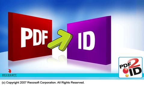 PDF2ID About Logo