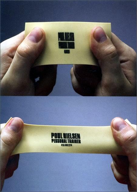 Pola Nilsena vizītkarte.